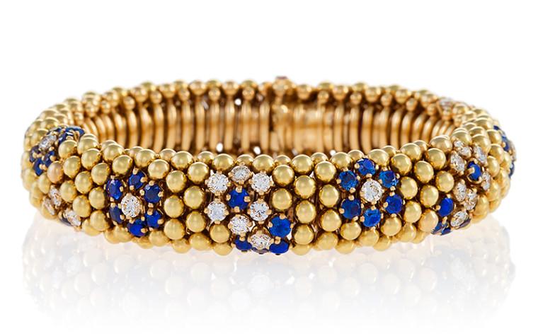 bracelet vingtage VCA