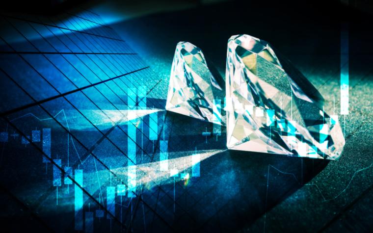 photo investing diamond